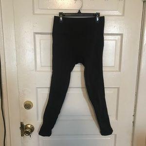 Lululemon Graphite/dark grey leggings
